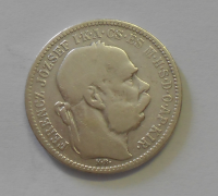Uhry 1 Koruna 1894 KB