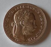 Uhry 1 Zlatník/Gulden 1883 KB