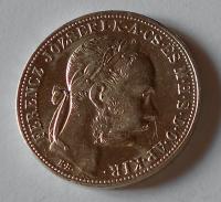 Uhry 1 Zlatník/Gulden 1883 KB, stav