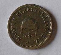 Uhry 10 Fillér 1892 KB