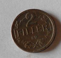 Uhry 2 Fillér 1916 KB