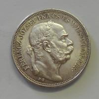 Uhry 2 Koruna 1913 KB