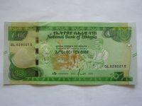 10 Birr, 2012-2020, Ethiopie
