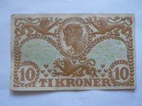 10 Kroner, 1939, Dánsko