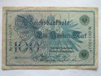 100 Marek, 1908, Německo