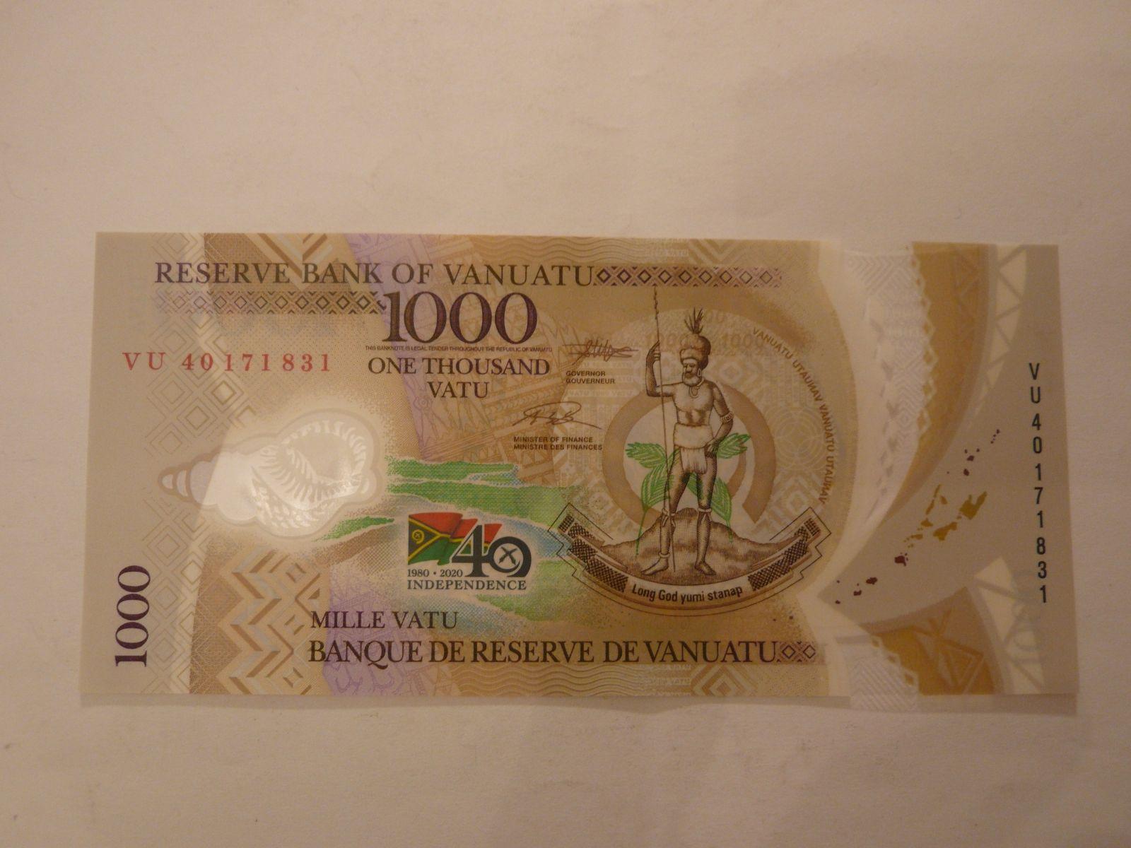 100 Vatu, 1980-2020, Vanuatu