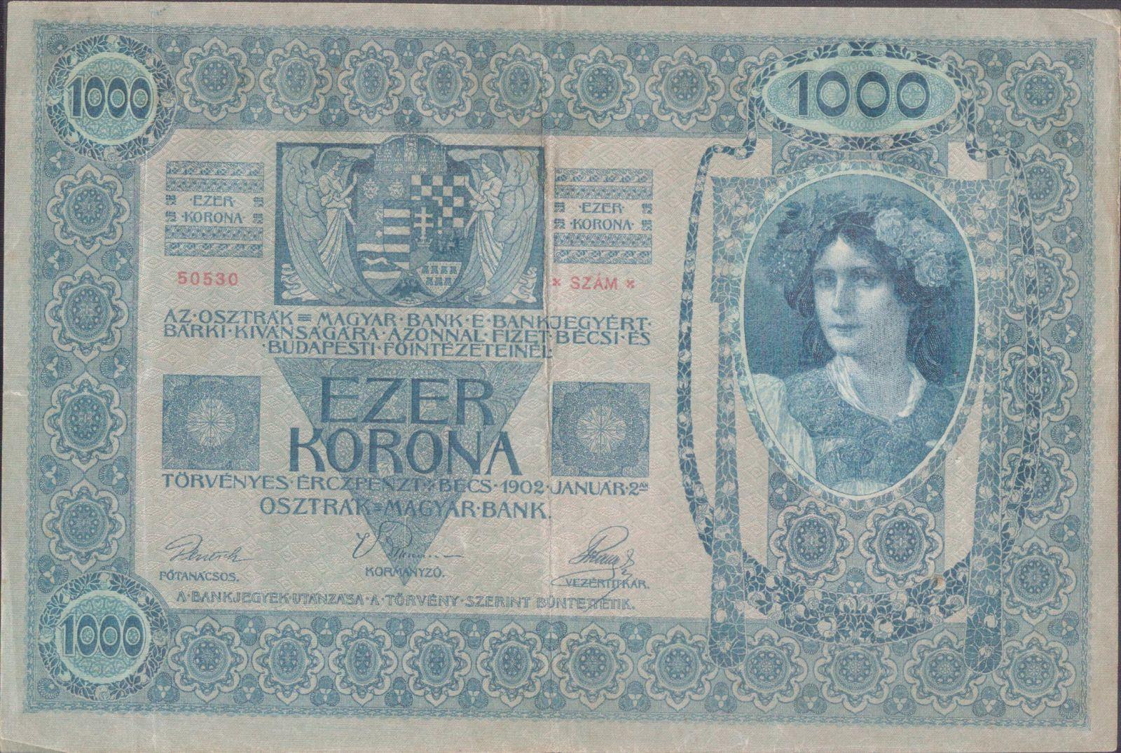 1000K/1902/, stav 2-, série 1163