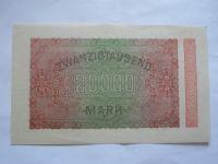 20000 Marek, 1923, Německo