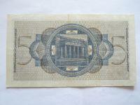 5 Marka, Říšská kreditní banka, Německo