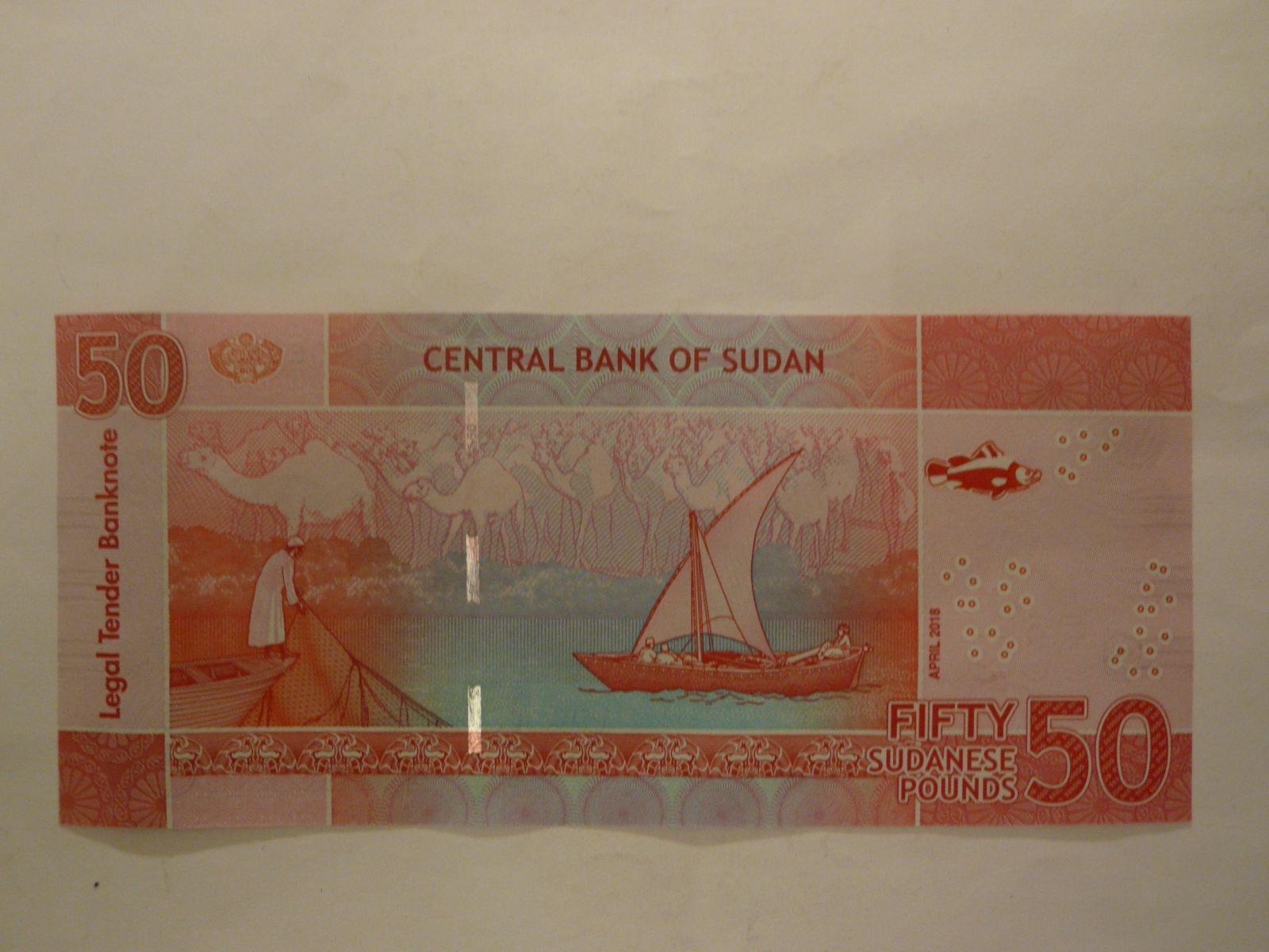 50 Pounds, 2018, Súdán