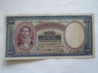 500 Drachem, 1939, Řecko