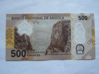 500 Kwanzas, 2020, Angola