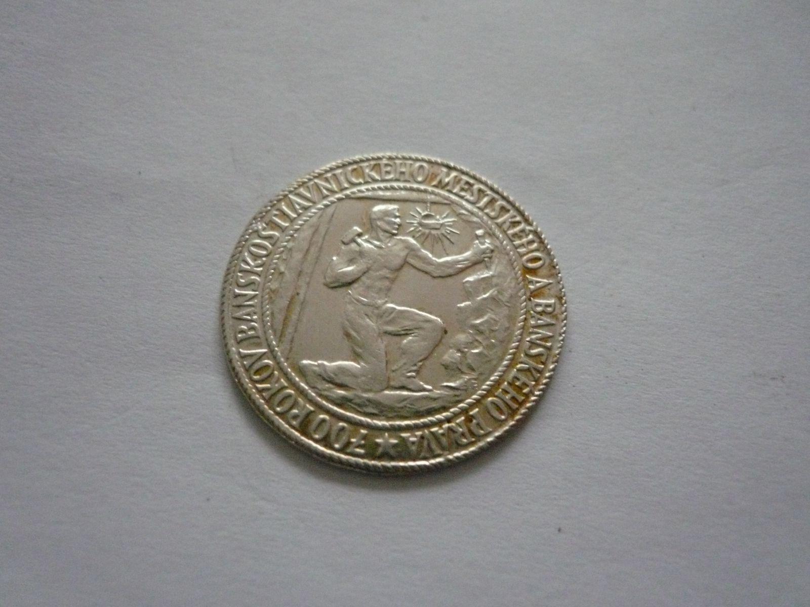 700 let dělostřeleckého práva, Ag medaile, ČSR