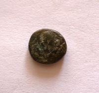 AE-11, hlava Artemidy, 4.stol.př.n.l., Řecko-TROAS