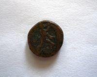 AE-17, Antigonos Gonatas, hlava Atheny, 227-239, Řecko