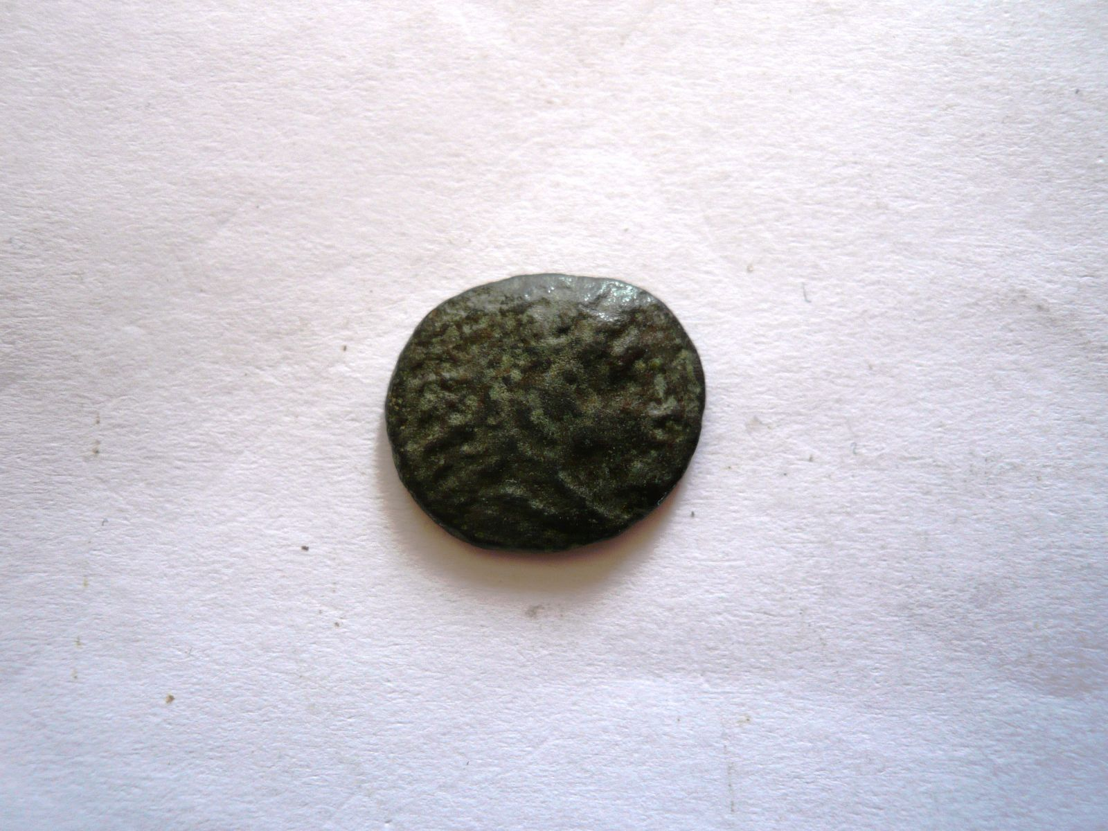AE-18, Kassander 319-297, hlava Herakla, Řecko-Makedonie