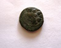 AE-20, AMPIPHOLIS, hlava Dionýse, 158-149, Řecko-Makedonie