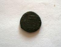 AE-4, Arcadius, 383-403, táborová brána, Řím-císařství