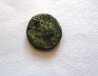 AE-Decanumium, Justinian I., 518-27, Byzanc