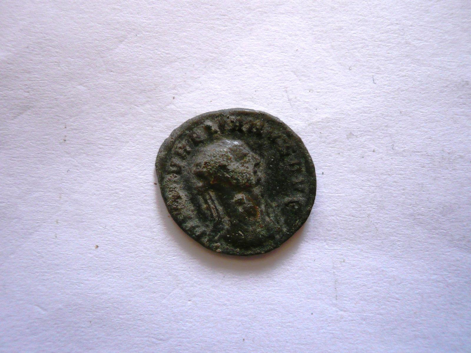 Antoninián, Aurelián, 2 postavy, 270-75, Řím