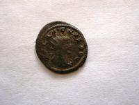 Billon Antoninián, Gallienus, 253-68, Řím-císařství