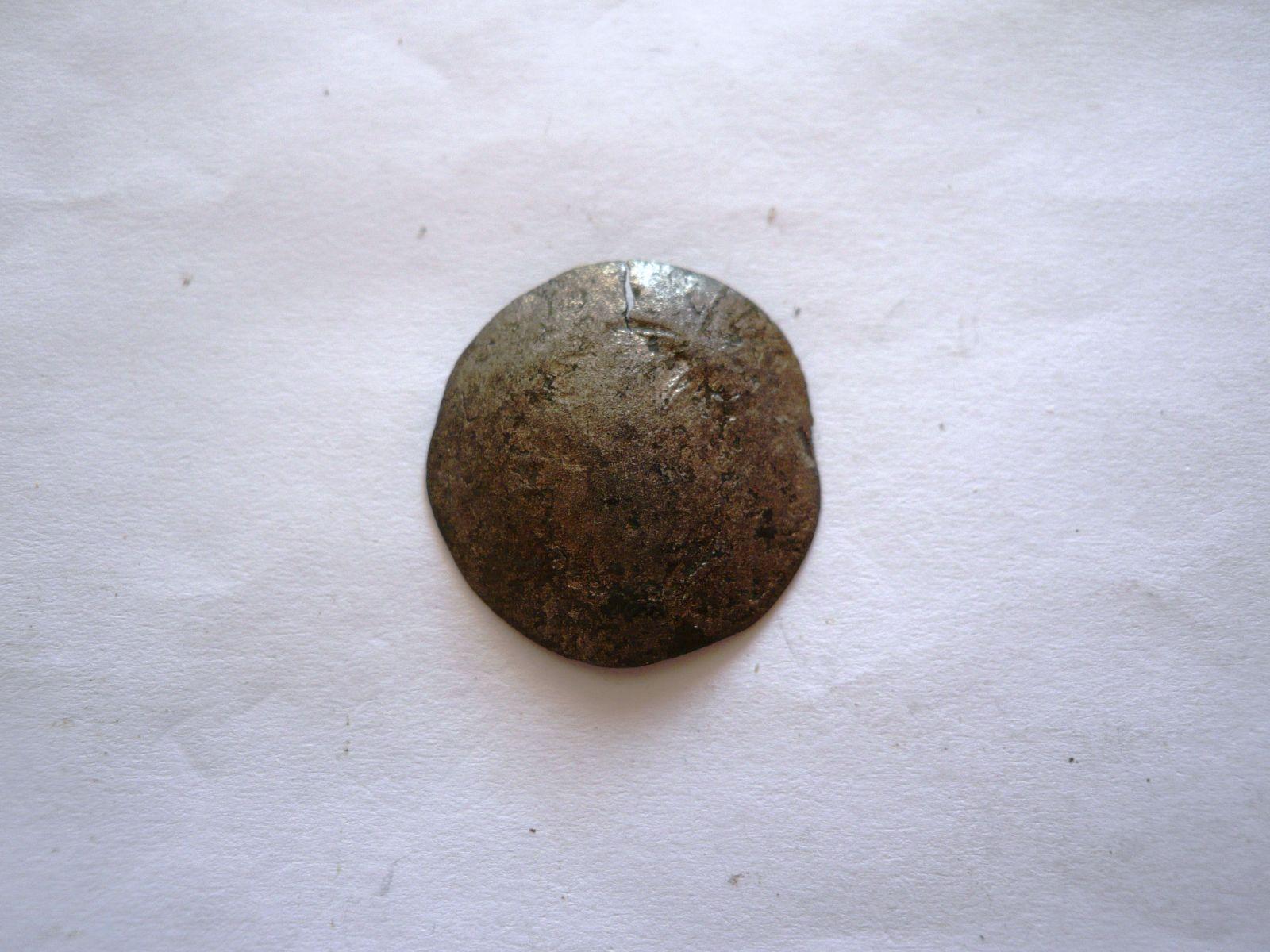 Billon Aspron Trachy, Johan II., 1087-1143, Byzanc