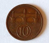 ČSR 10 Haléř 1932