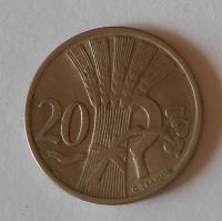 ČSR 20 Haléř 1937
