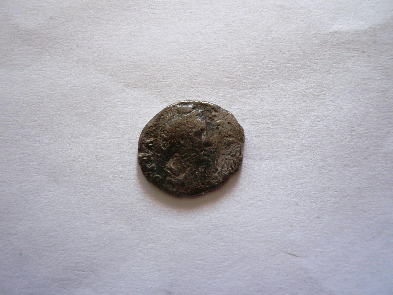 Denár, Faustina, 161-175, Řím-císařství