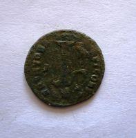 Follis 22mm, Constantinus I., 307-37, Jupiter+Viktorie, mincovna Alexandrie, Řím-císařství