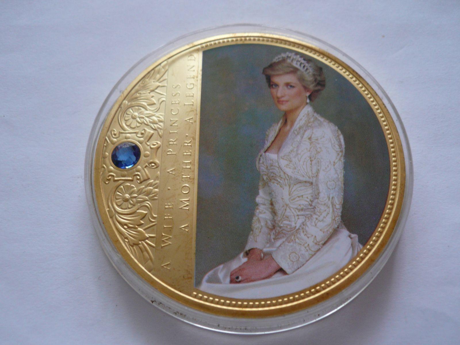 Lady Diana, ?70, Velká Británie