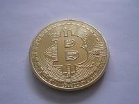 medaile na bitcoin, ČR