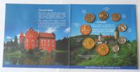 Ročníková sada mincí ČR(2002 - Hrady a zámky), stavy 0/0