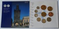 Ročníková sada mincí ČR(2002 - NATO), stavy 0/0