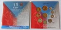 Ročníková sada mincí ČR(2003 - 10. let měny), stavy 0/0