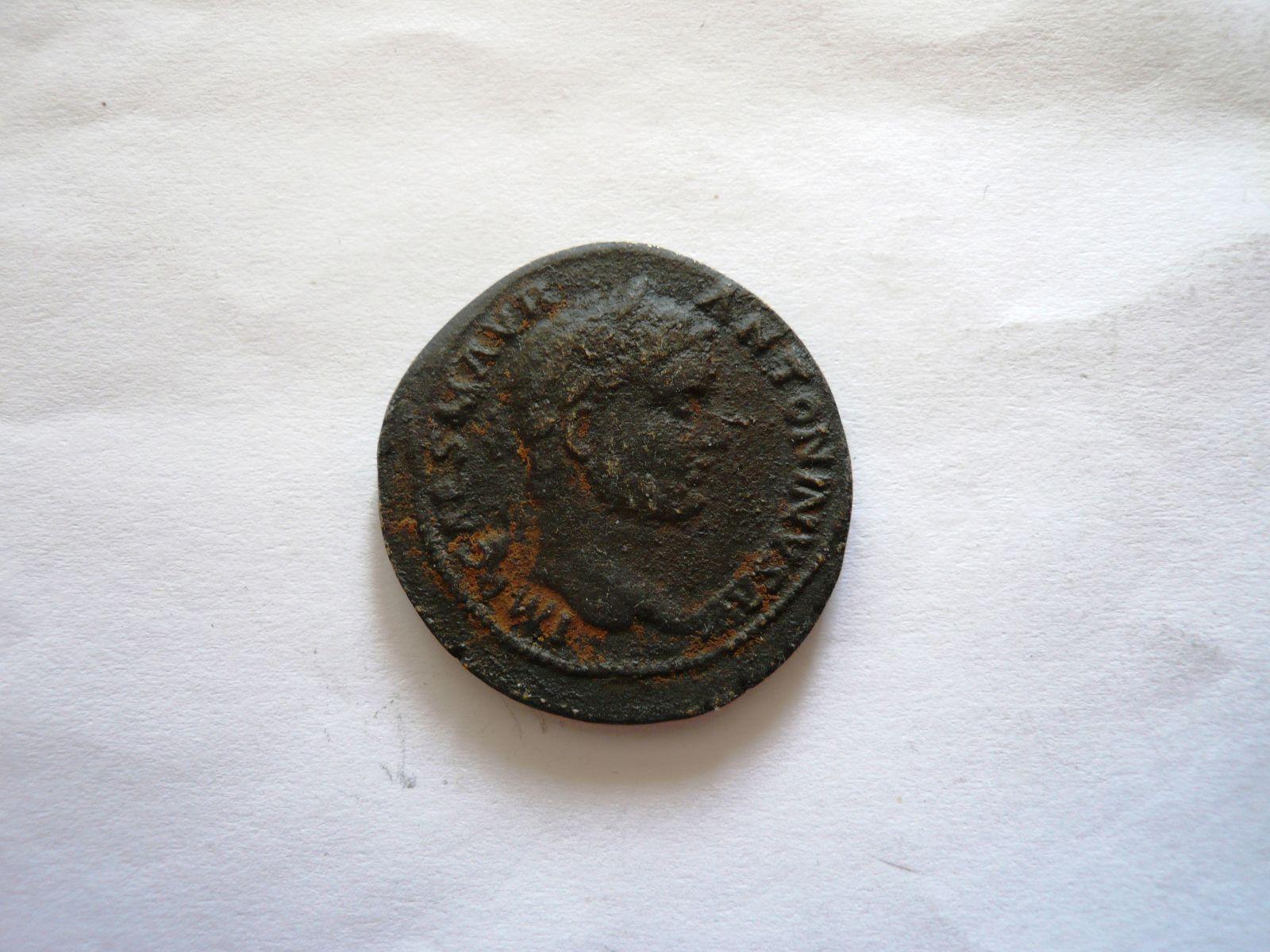 Sestercius, Antonius Pius, 138-161, KOPIE, Makedonie