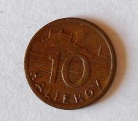 Slovensko 10 Haléř 1939