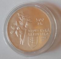 Slovensko 500 Koruna 1994 Slovenský ráj
