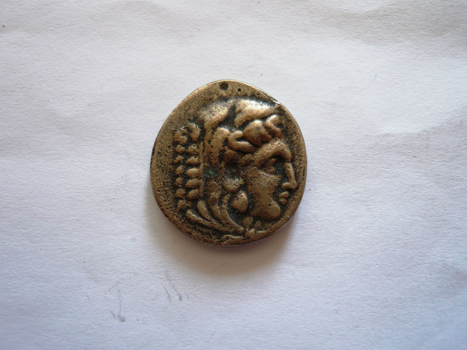 Tetradrachma, Alexander Veliký, 336-323 př.n.l., Makedonie
