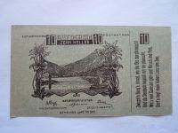 10 Heller, nouzovka, 1920, Rakousko