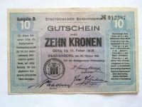 10 Kroner, 1918, Liberec