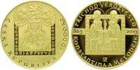 10000 Kč(2013-Konstantin a Metoděj), stav PROOF, certifikát, etue