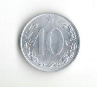 10 Haléř(1953), stav 0/0, Leningrad