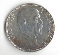 20 Kč(1937-Ag 0,700-12g), stav 0/0 dr.hr.