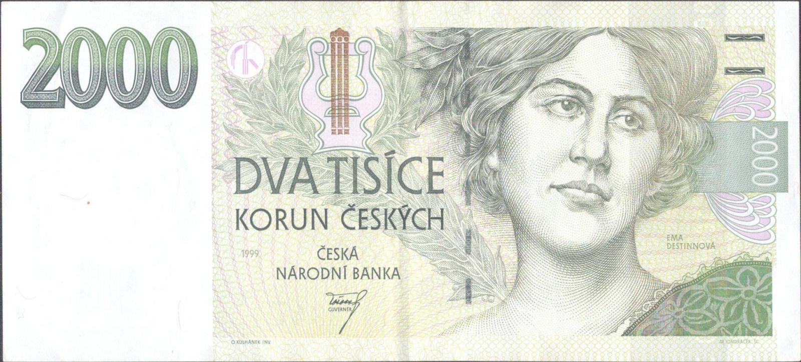 2000Kč/1999/, stav 2+, série B 41