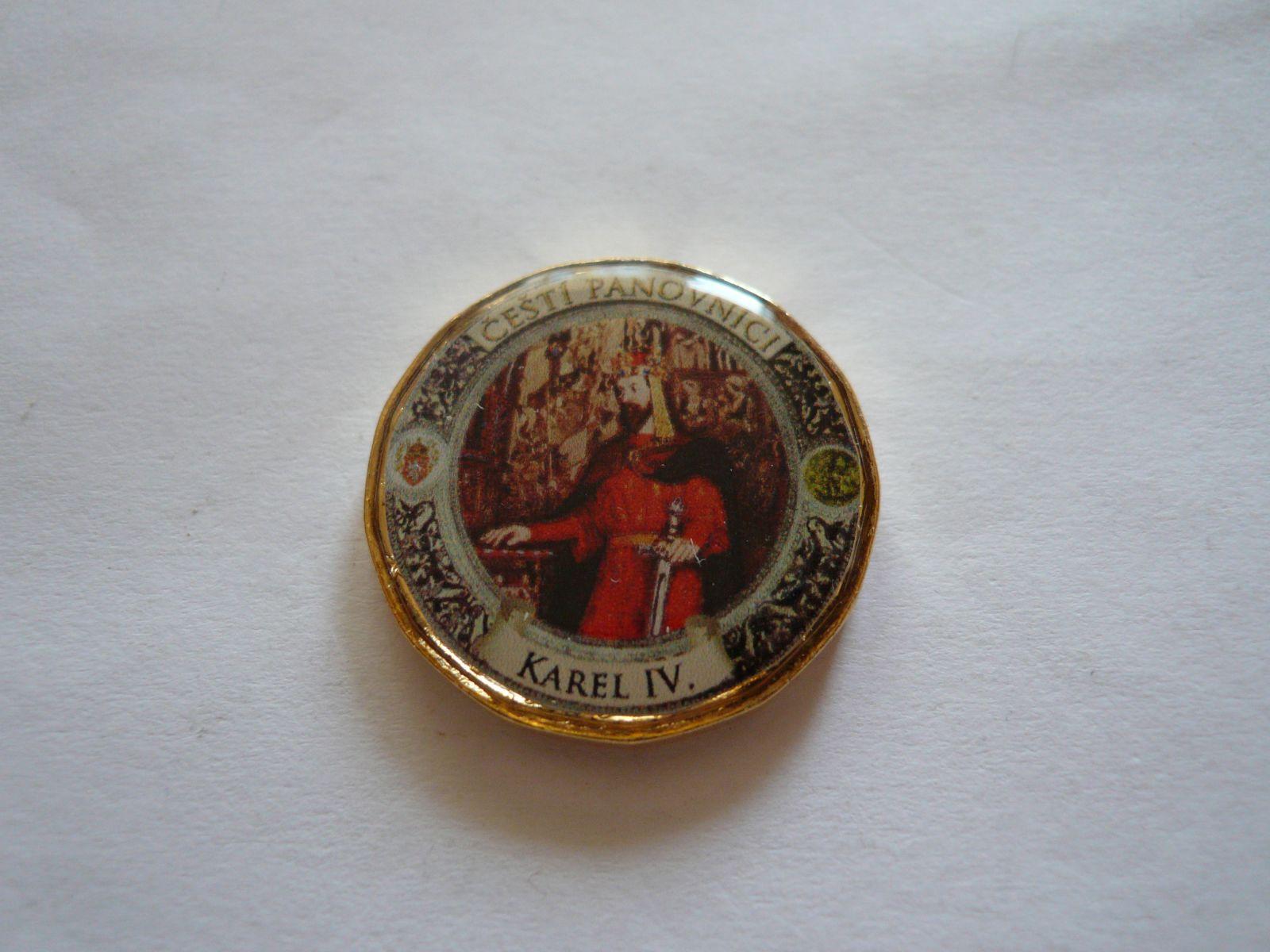 20Kč, Karel IV., ČSR