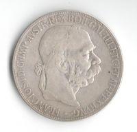 5 Korun(1900-ražba bz), stav 2+/2+ hr.