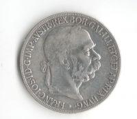 5 Korun(1900-ražba bz), stav 2+/2 hr.