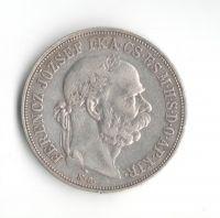 5 Korun(1900-ražba KB), stav 1+/1+ hr.
