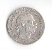 5 Korun(1900-ražba KB), stav 2+/2+ hr.